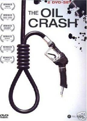2 DVDs * The Oil Crash - 2 DVD-SET # NEU OVP >