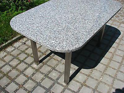 Mauerabdeckung abdeckplatte pfeilerabdeckung granit for Tisch dunkel