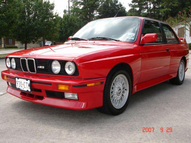 bmw e30 m3 for sale