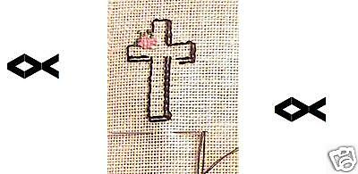 Stitchin Beneath the Cross